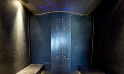 STEAM ROOM & EQUIPMENT